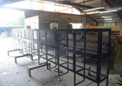 Steel Enclosures